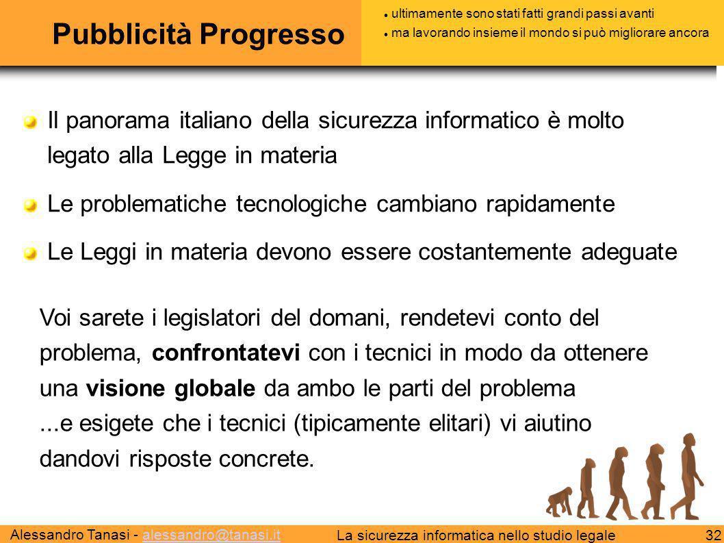 Pubblicità Progresso ultimamente sono stati fatti grandi passi avanti. ma lavorando insieme il mondo si può migliorare ancora.