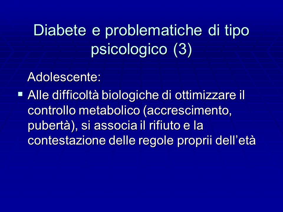 Diabete e problematiche di tipo psicologico (3)