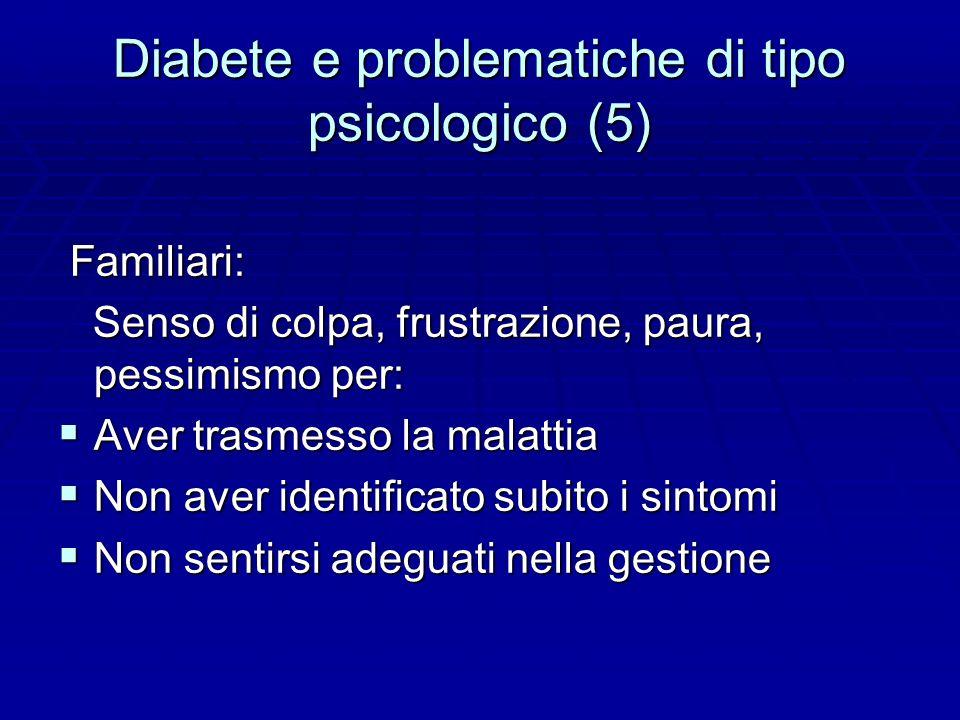 Diabete e problematiche di tipo psicologico (5)