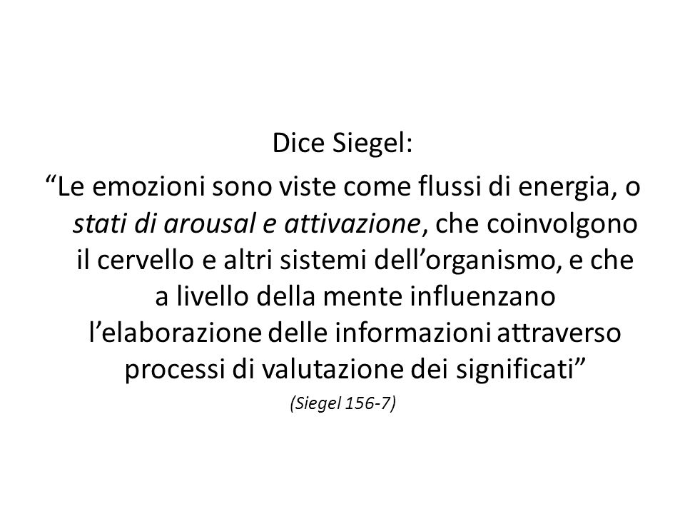 Dice Siegel: