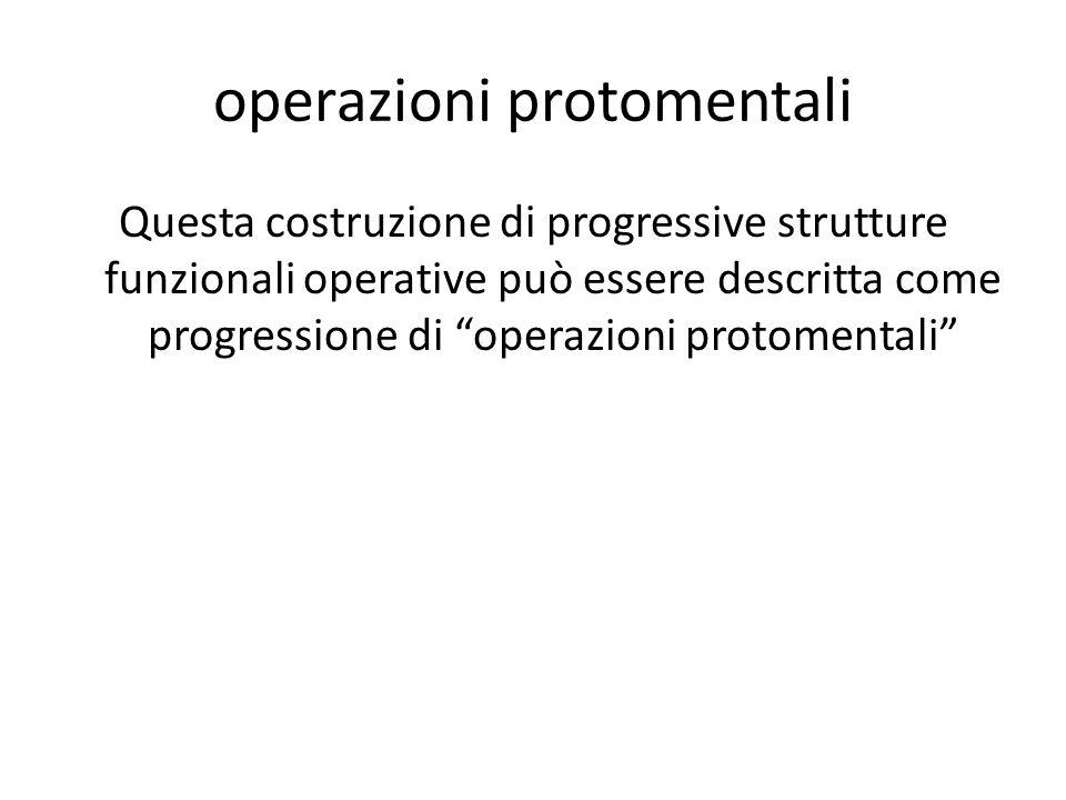 operazioni protomentali