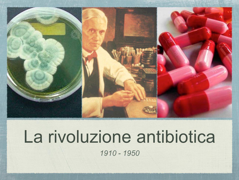 La rivoluzione antibiotica