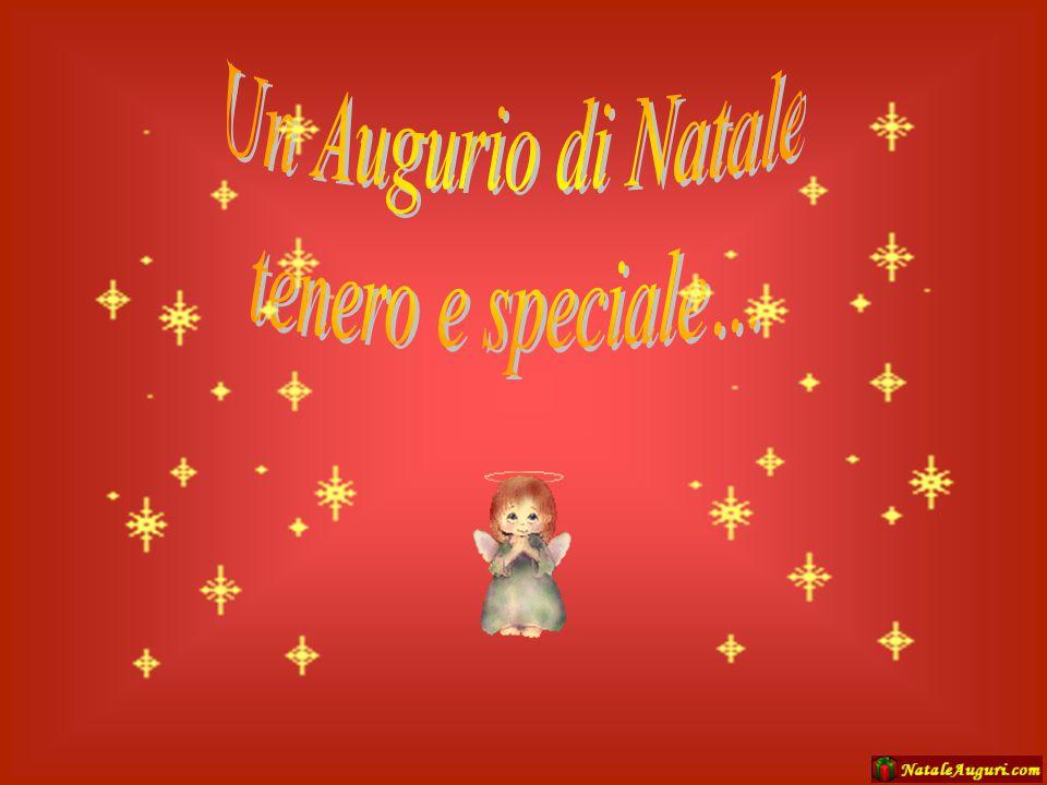 Un Augurio di Natale tenero e speciale…