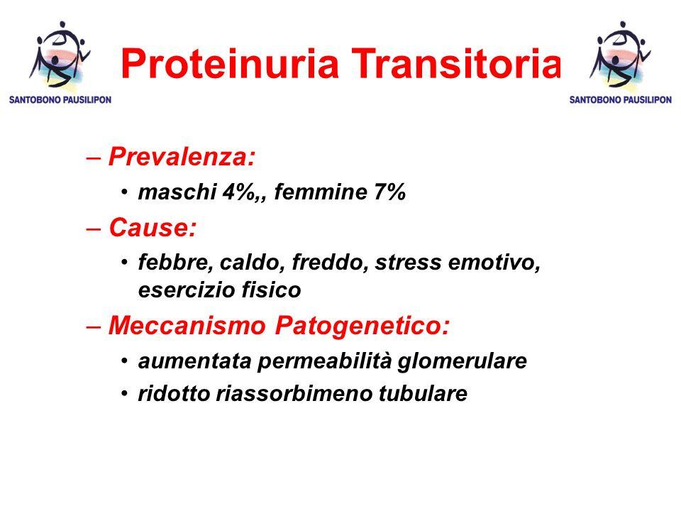 Proteinuria Transitoria