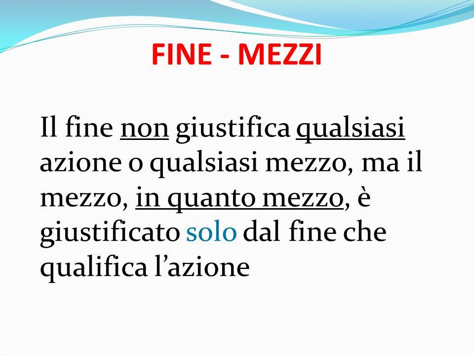FINE - MEZZI