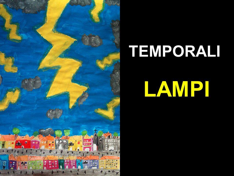 TEMPORALI LAMPI