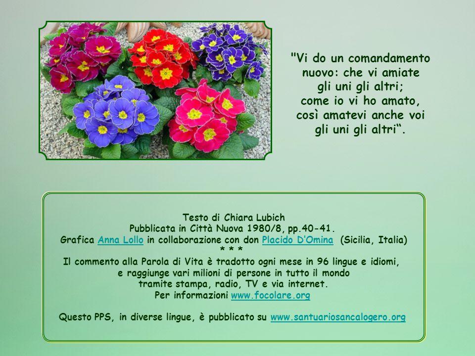 Pubblicata in Città Nuova 1980/8, pp.40-41.