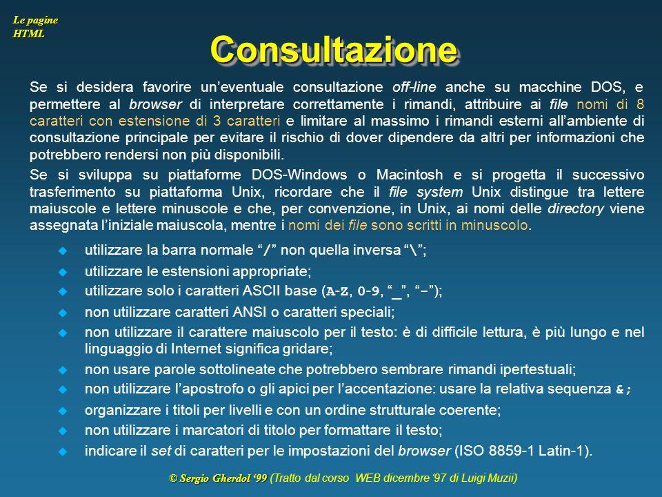 Consultazione