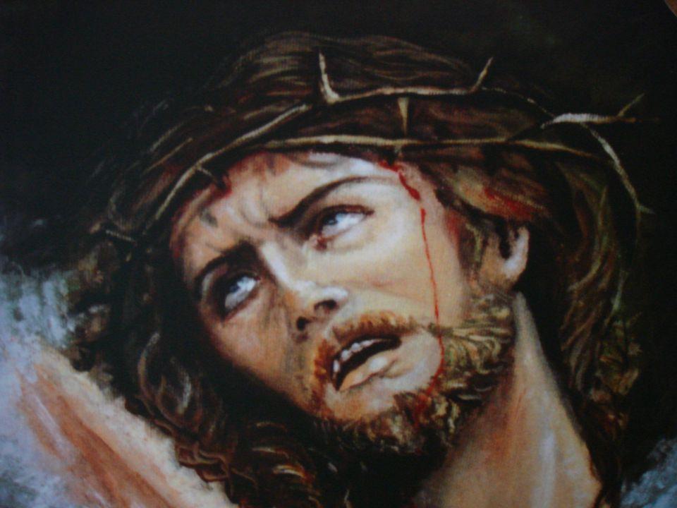 Se Egli ha assunto tutti i dolori, le divisioni, i traumi dell'umanità, posso pensare che dove vedo una sofferenza, in me o nei miei fratelli e sorelle, vedo Lui.