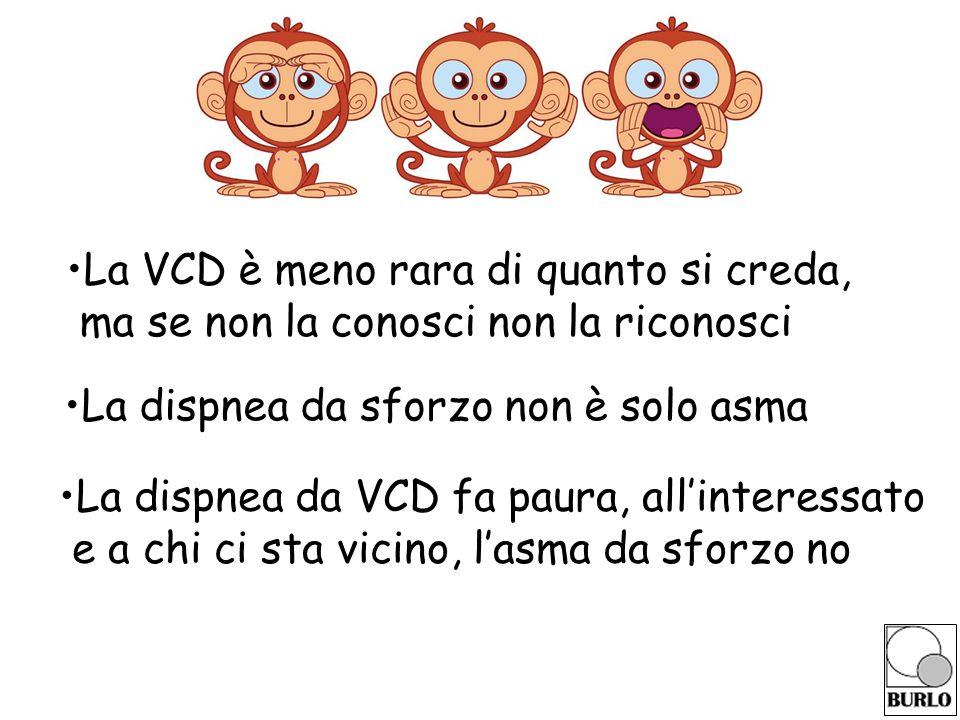 La VCD è meno rara di quanto si creda,