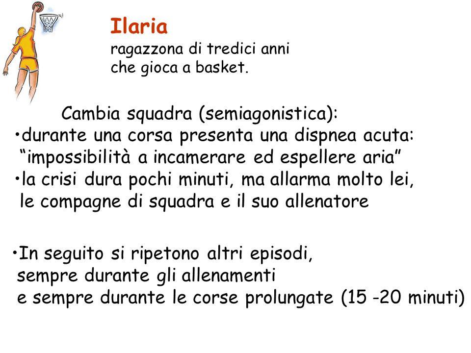 Ilaria Cambia squadra (semiagonistica):