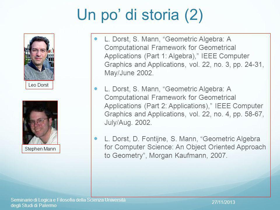 Un po' di storia (2) Leo Dorst.