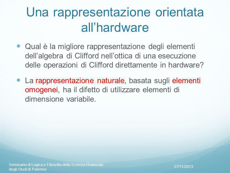 Una rappresentazione orientata all'hardware