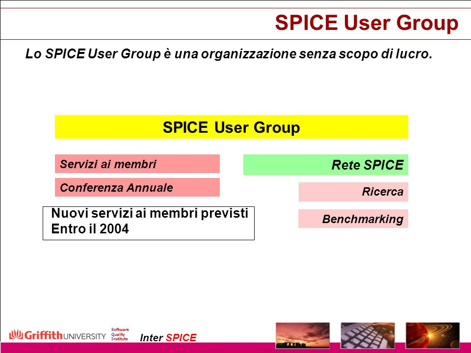 SPICE User Group SPICE User Group