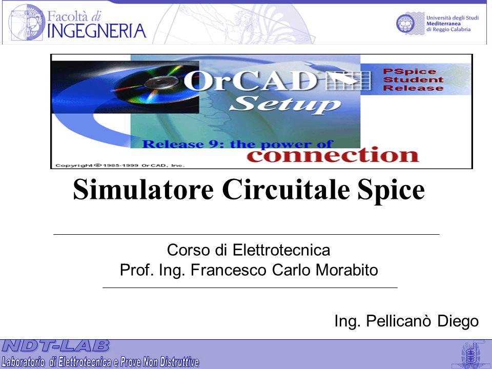 Simulatore Circuitale Spice