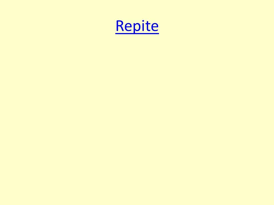 Repite