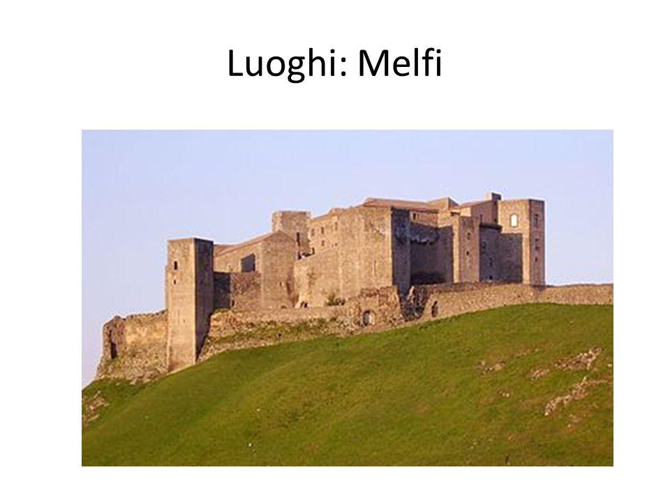 Luoghi: Melfi