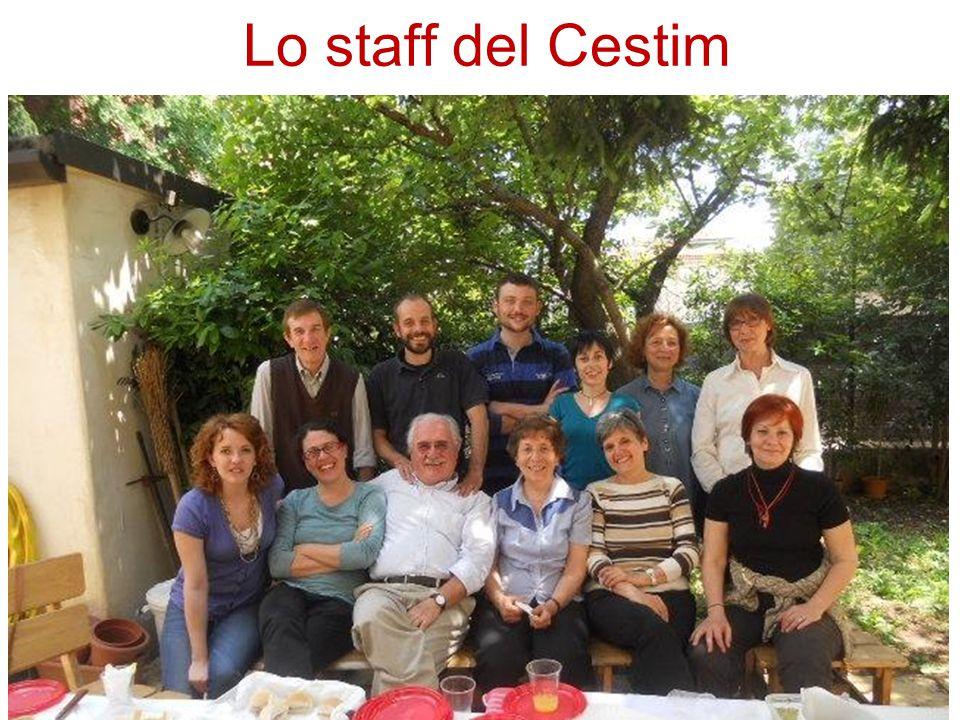 Lo staff del Cestim