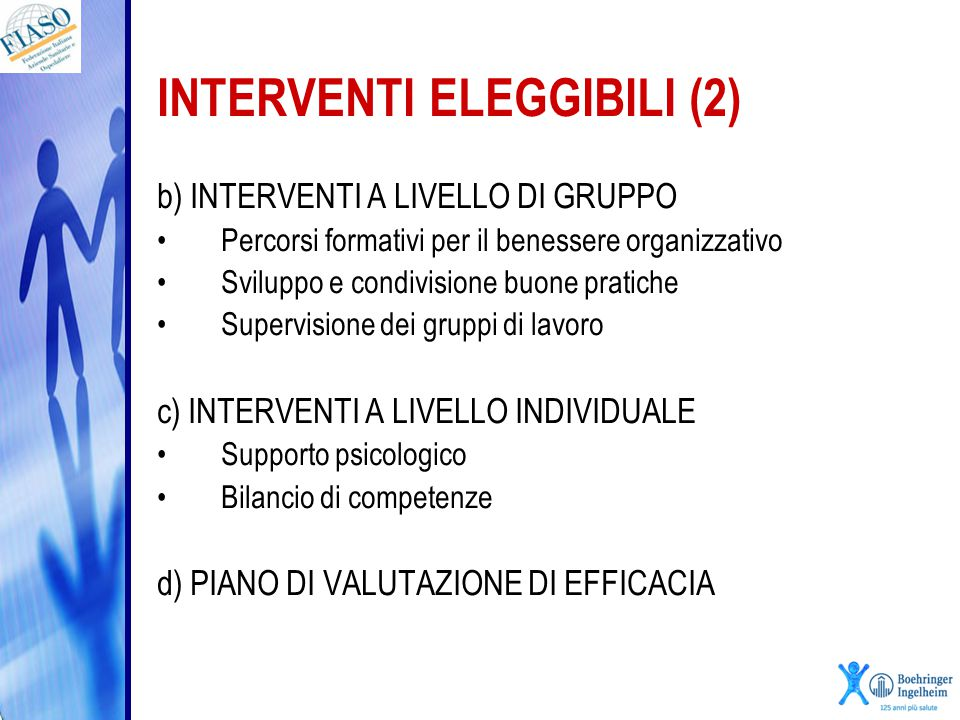 INTERVENTI ELEGGIBILI (2)