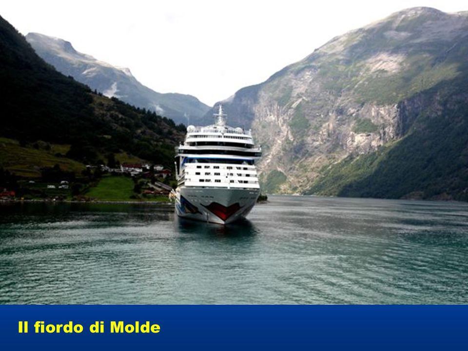 Il fiordo di Molde