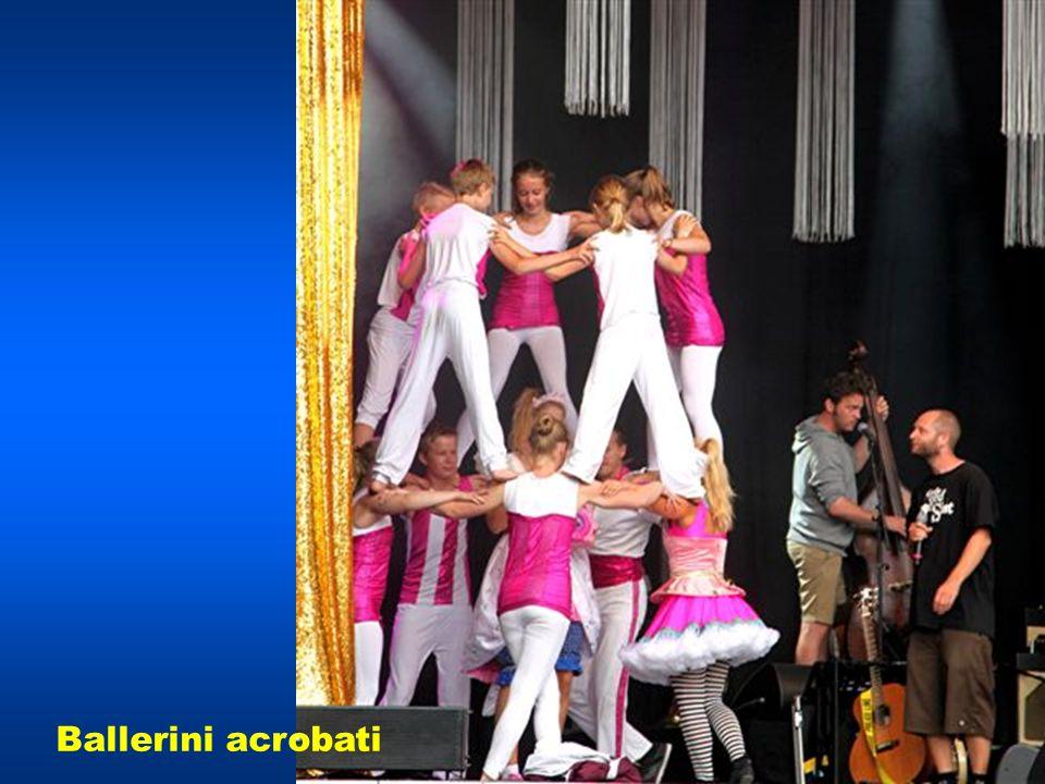 Ballerini acrobati