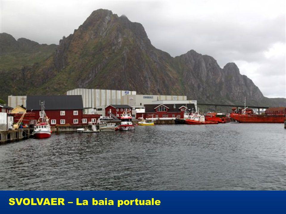 SVOLVAER – La baia portuale
