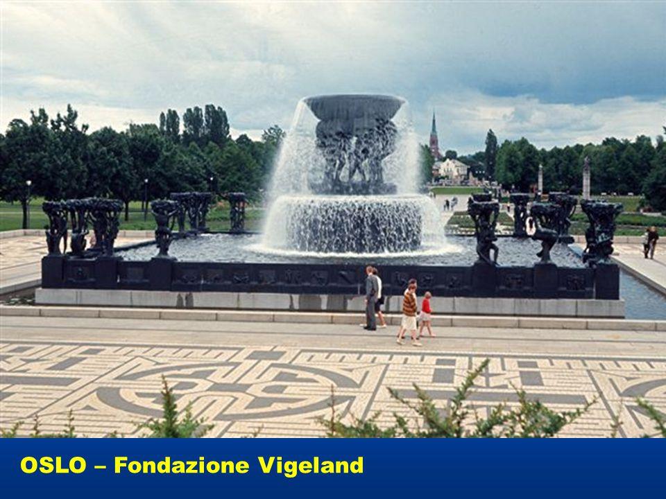 OSLO – Fondazione Vigeland