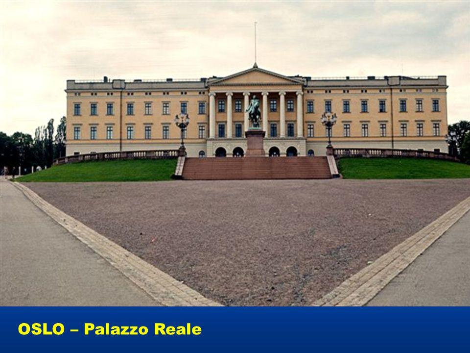 OSLO – Palazzo Reale