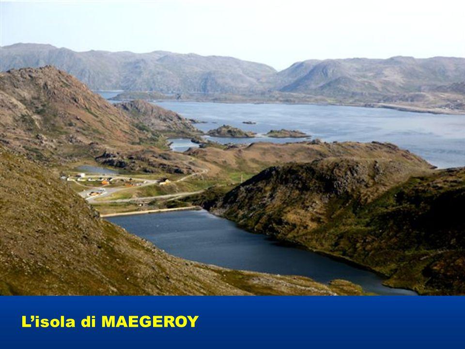 L'isola di MAEGEROY