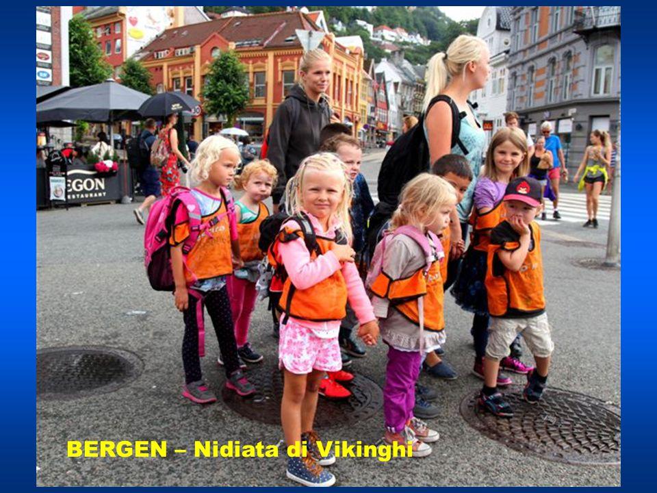 BERGEN – Nidiata di Vikinghi