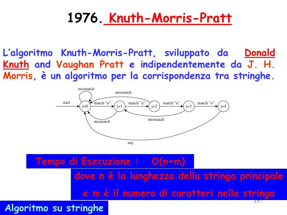 1976. Knuth-Morris-Pratt