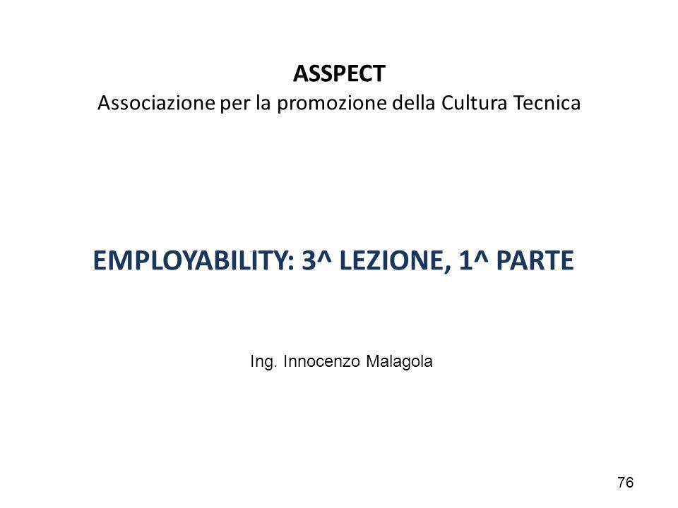 ASSPECT Associazione per la promozione della Cultura Tecnica