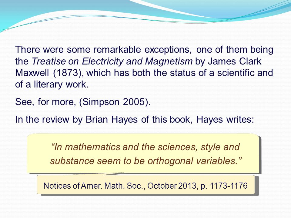 Notices of Amer. Math. Soc., October 2013, p. 1173-1176