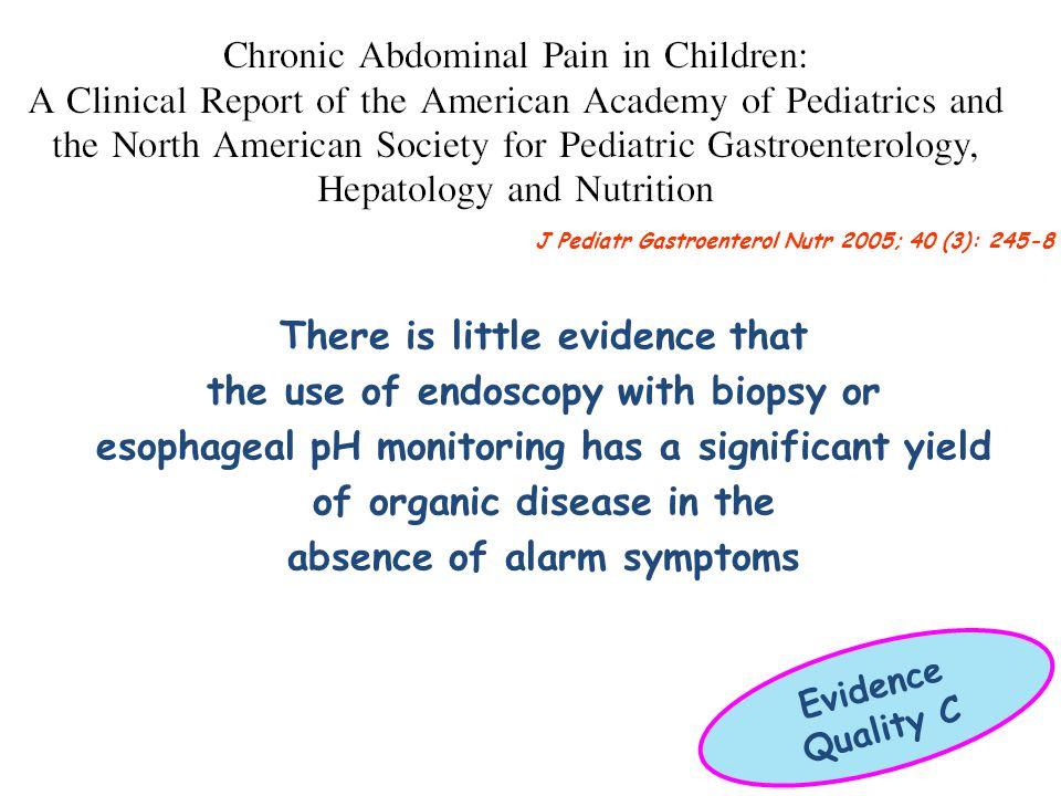 J Pediatr Gastroenterol Nutr 2005; 40 (3): 245-8