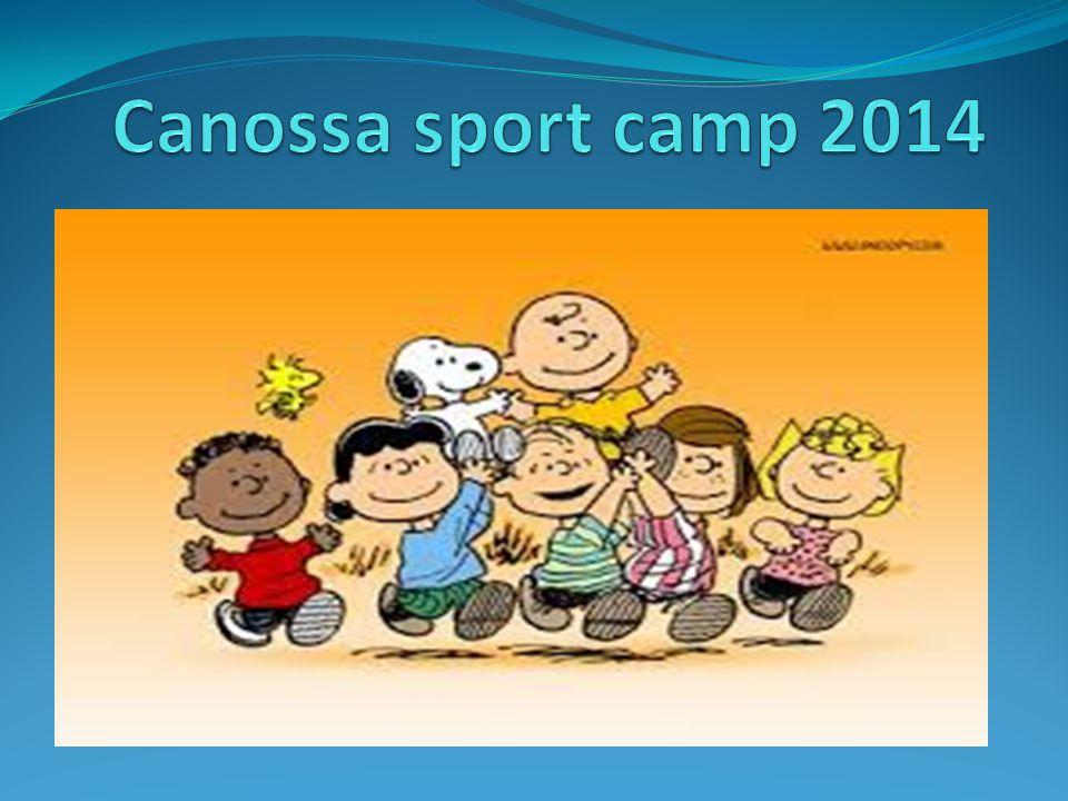 Canossa sport camp 2014