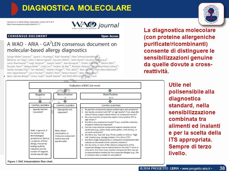 DIAGNOSTICA MOLECOLARE