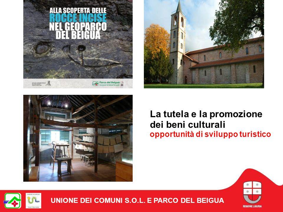 La tutela e la promozione dei beni culturali opportunità di sviluppo turistico