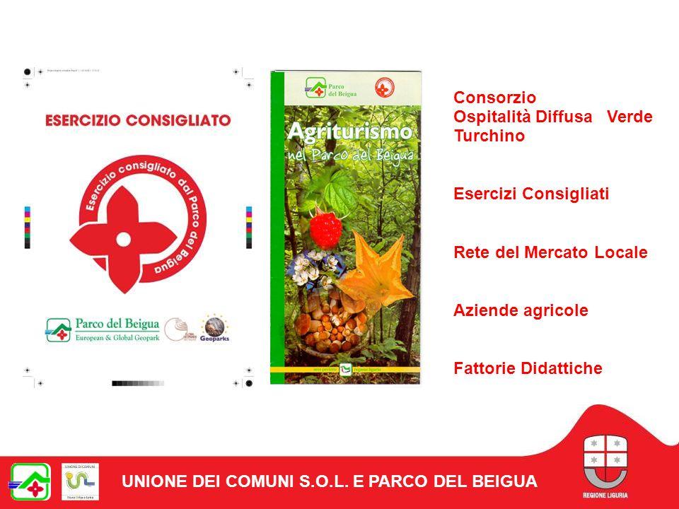 Consorzio Ospitalità Diffusa Verde Turchino