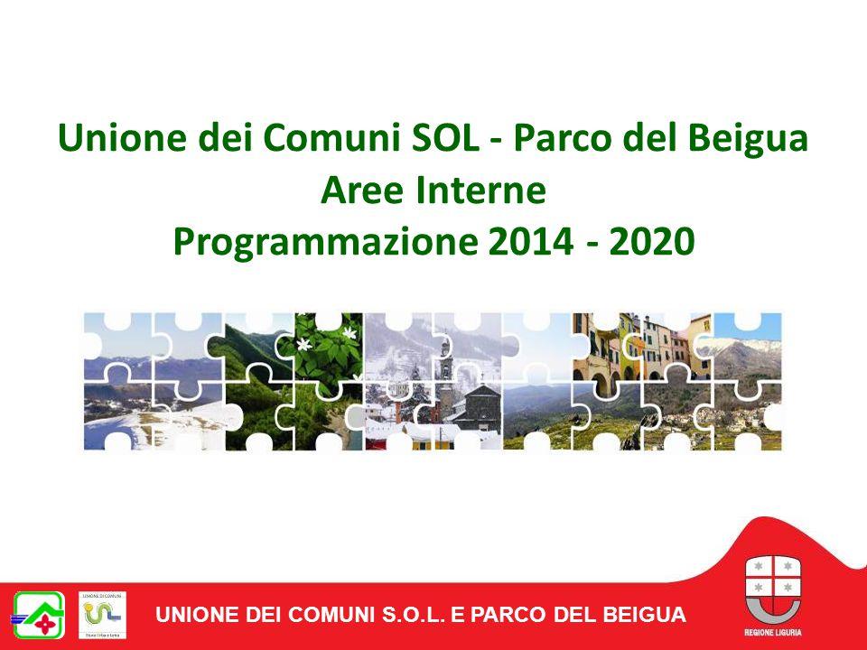 Unione dei Comuni SOL - Parco del Beigua
