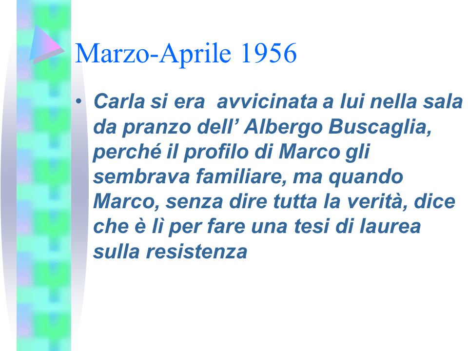 Marzo-Aprile 1956