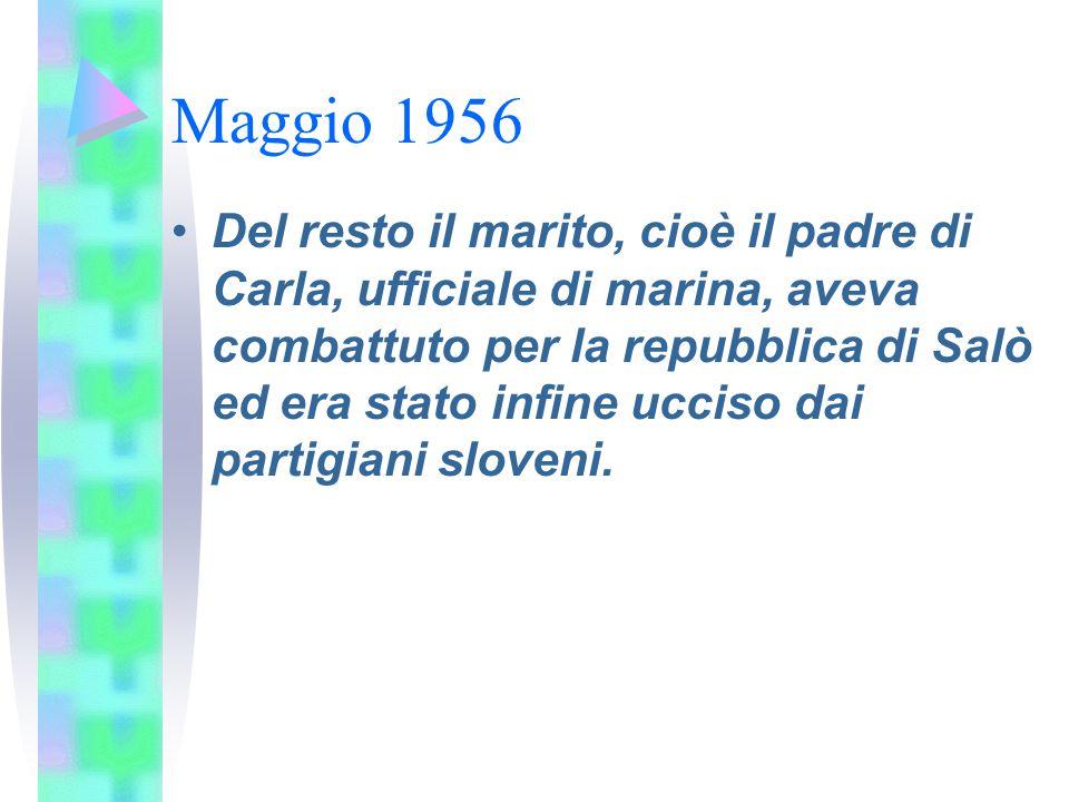 Maggio 1956