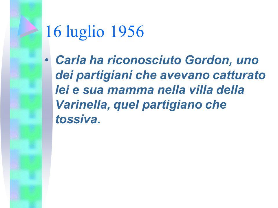 16 luglio 1956