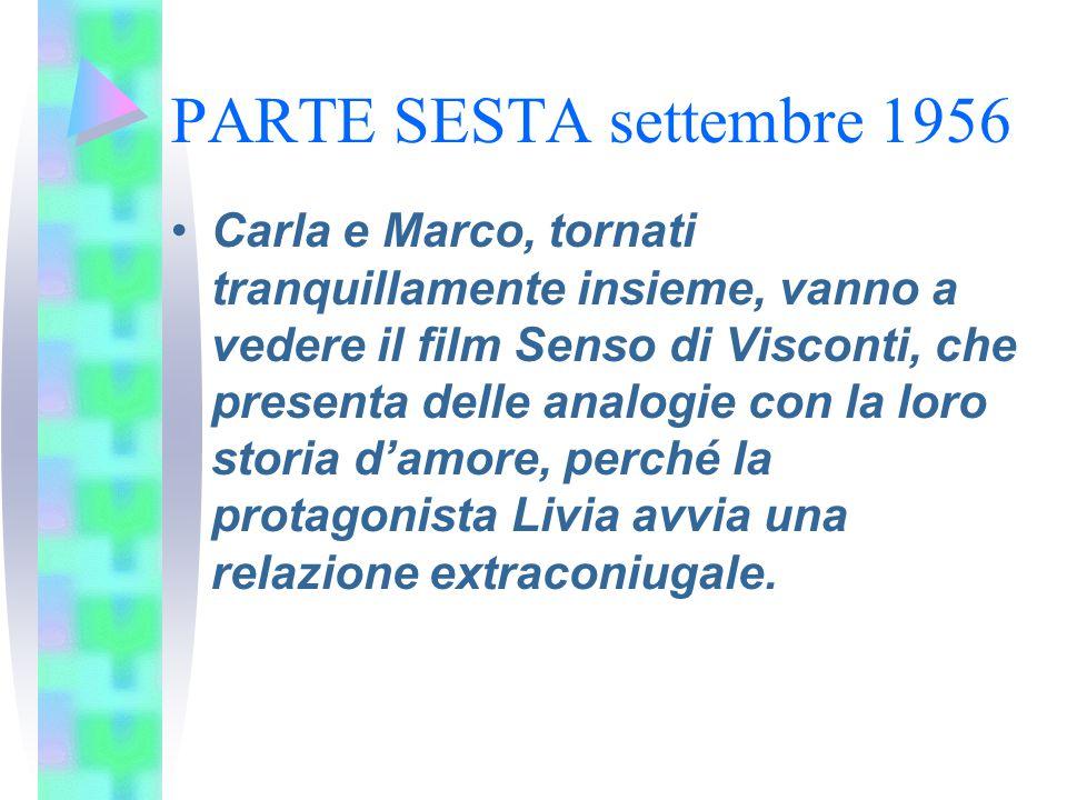 PARTE SESTA settembre 1956