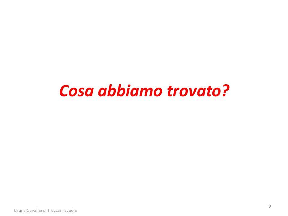Bruna Cavallaro, Treccani Scuola