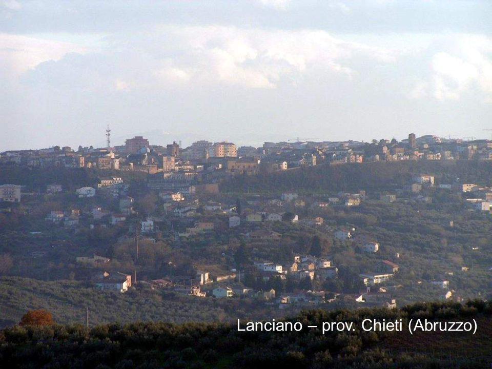 Lanciano – prov. Chieti (Abruzzo)