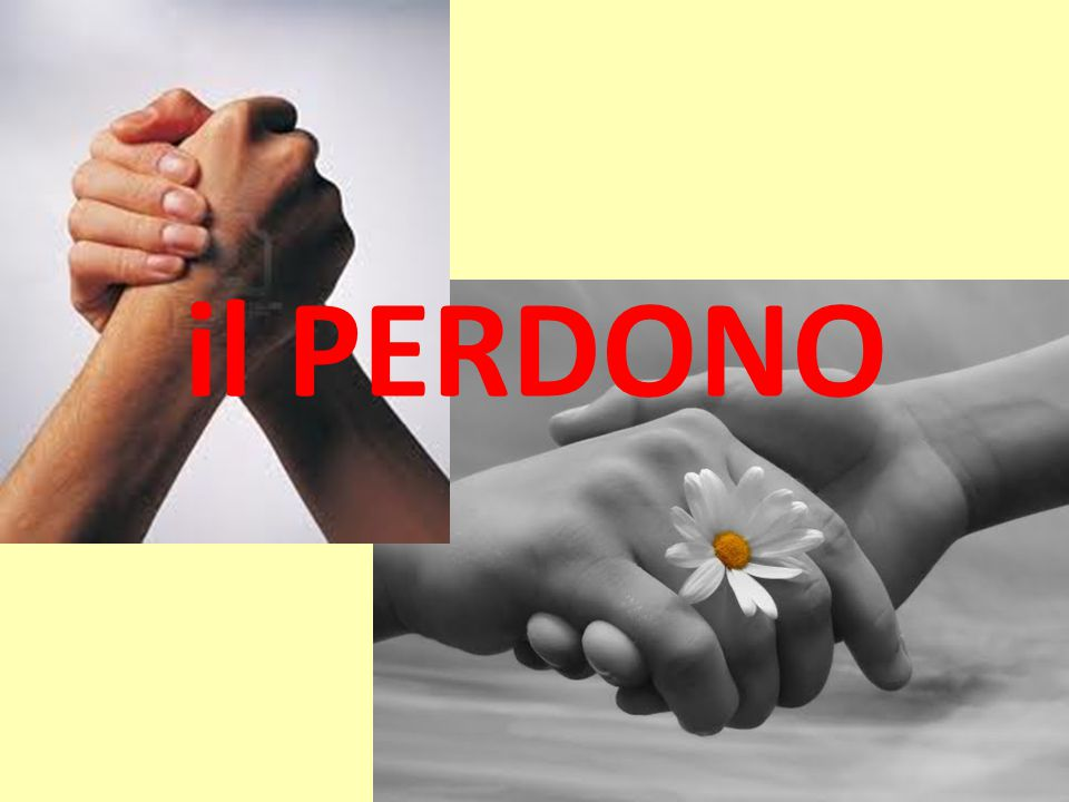 il PERDONO