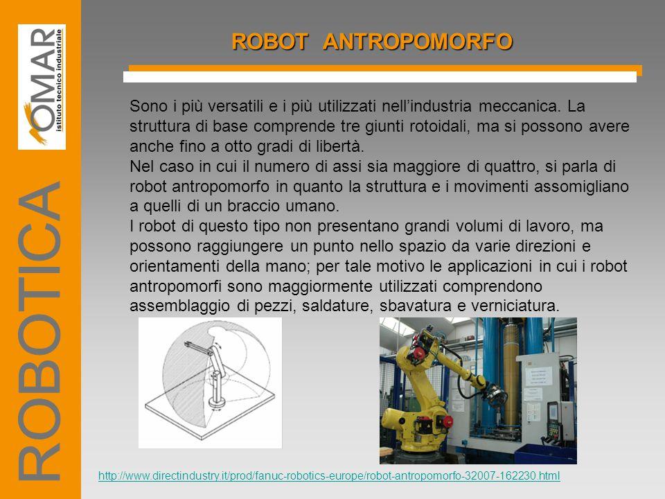 ROBOTICA ROBOT ANTROPOMORFO