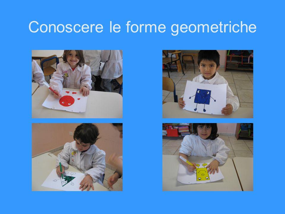 Conoscere le forme geometriche