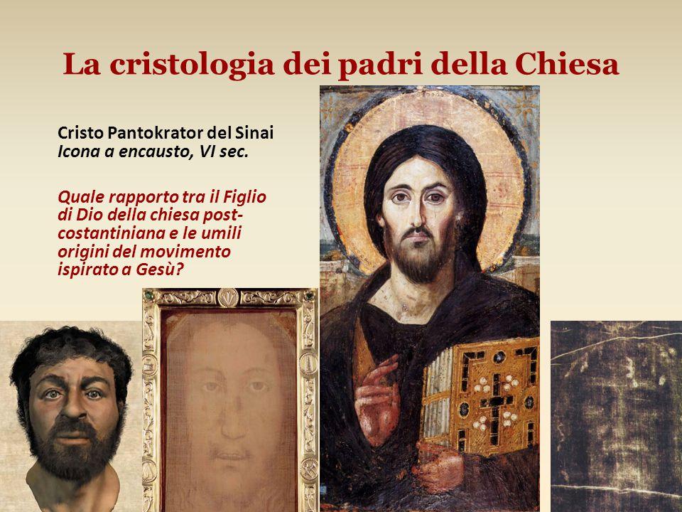 La cristologia dei padri della Chiesa