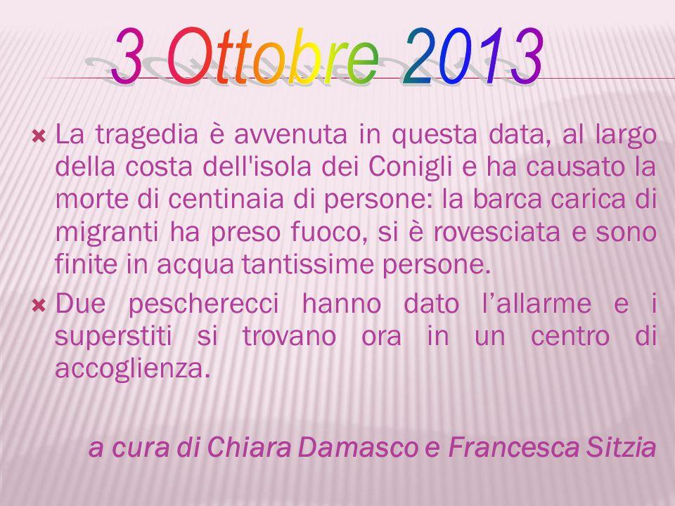 3 Ottobre 2013